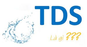 TDS trong nước là gì, tại sao cần dùng nước lọc RO/DI cho bể cá biển